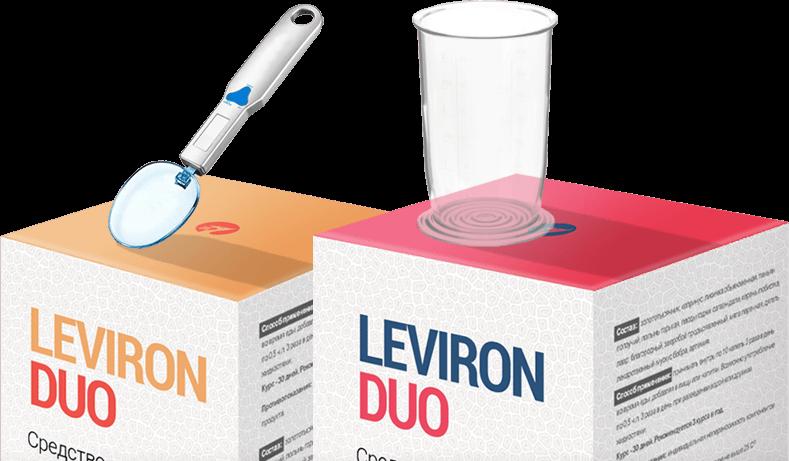способ применения Leviron Duo