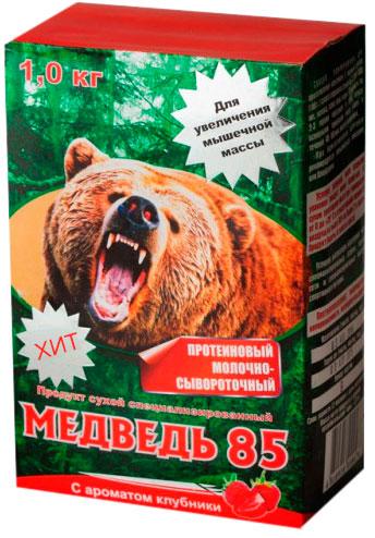 протеин медведь 85