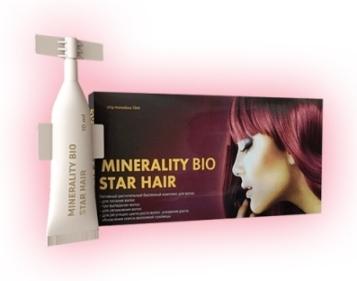 сыворотка Minerality Star Hair для волос