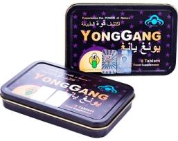 таблетки Yong Gang для мужчин