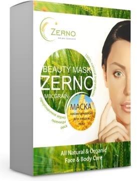 маска zerno cosmetics для омоложения