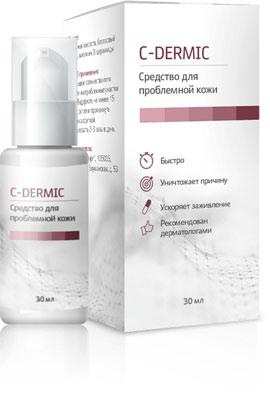 C-Dermic от псориаза