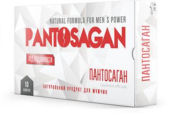 капсулы Pantosagan для потенции