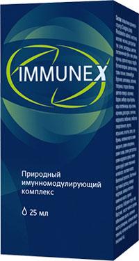 капли Immunex для иммунитета