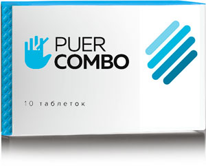 таблетки Puer Combo от курения
