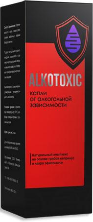 капли Alkotoxic от алкогольной зависимости