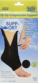 манжета SUPP-ORT для лодыжки