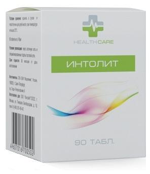 таблетки Интолит от диабета