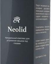 крем Neolid от мешков под глазами
