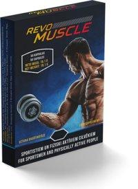 капсулы RevoMuscle для роста мышц
