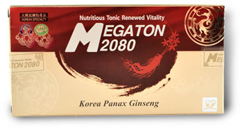 таблетки Megaton 2080 для потенции