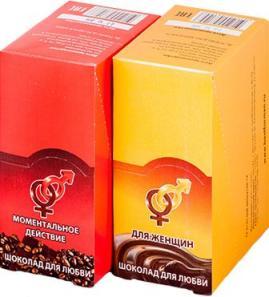 шоколад BioActivator для усиления эрекции