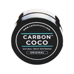 порошок Carbon Coco для отбеливания зубов