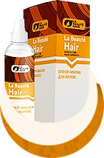 спрей La Beaute Hair для волос