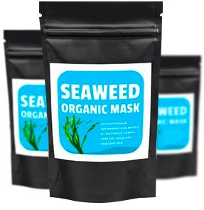маска Seaweed Organic Mask для лица