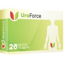 капсулы UroForce от простатита