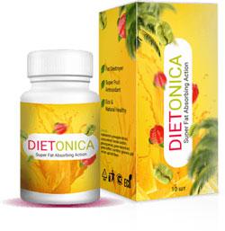 Драже Dietonica для похудения