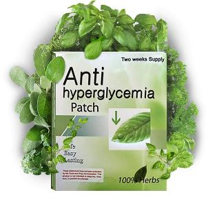 пластырь Anti Hyperglycemia Patch от диабета