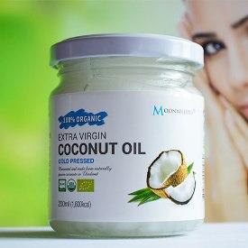 масло Coconut Oil для оздоровления кожи