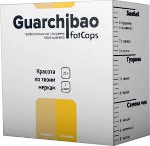 Guarchibao FatCaps для похудения