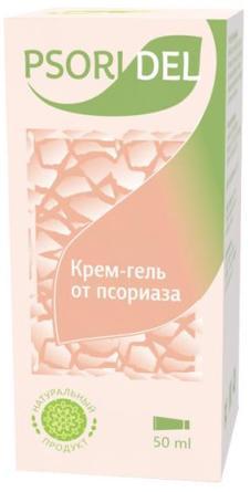 гель Psoridel от псориаза
