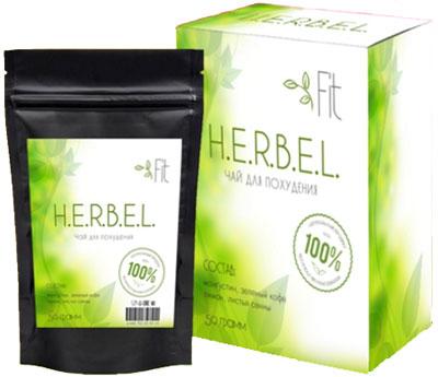 Чай Herbel Fit для похудения