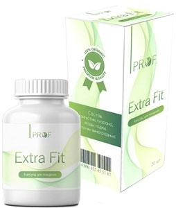 капсулы Prof Extra Fit для похудения