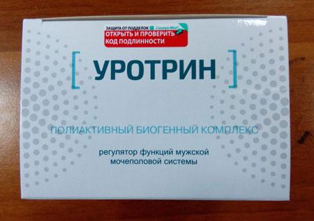 Urotrin-box