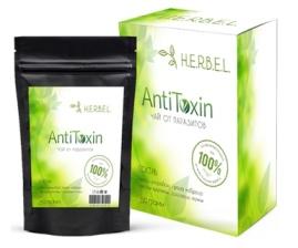 чай Herbel AntiToxin от паразитов
