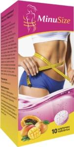 таблетки MinuSize для похудения