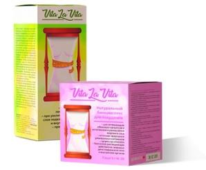 капли Vita la Vita для похудения