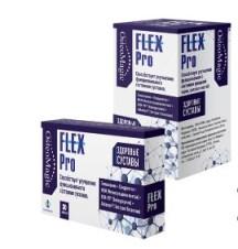 капсулы Flex Pro для суставов