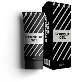 гель StandUp Gel для увеличения члена