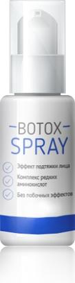спрей Botox Spray для кожи лица