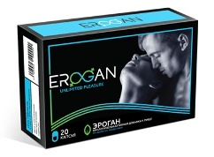 капсулы Erogan для потенции