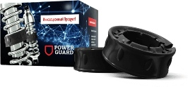 Автобафферы Power Guard для автомобилей