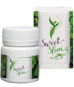 пастилки Sweet Slim для похудения