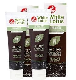 паста White Lotus для зубов