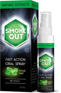 спрей Smoke Out от курения