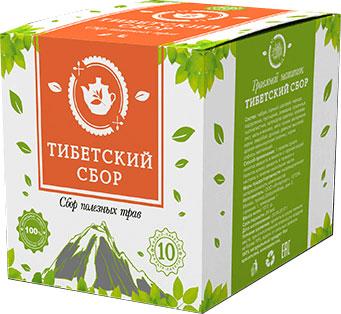 Чай Тибетский Сбор от паразитов