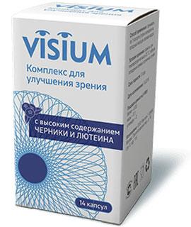 Капсулы Visium для глаз