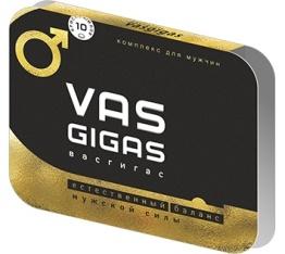 кристаллины Vas Gigas для потенции