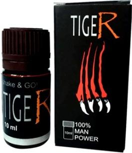капли Tiger для потенции