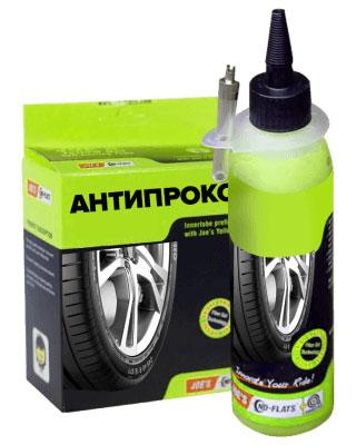 Антипрокол для герметизации шин