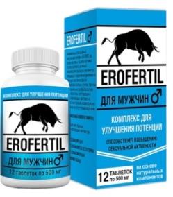Erofertil таблетки для потенции