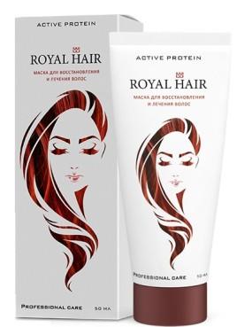 Royal Hair маска для волос