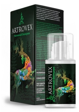Artrovex для суставов