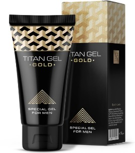 Titan Gel Gold мазь для увеличения пениса