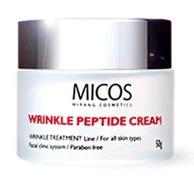 Wrinkle Peptide Cream для увлажнения кожи