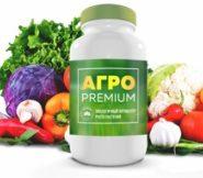 Удобрение Агро Premium для повышения урожайности